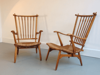 De Ster Gelderland lounge chairs