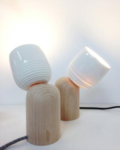 Lampe Qui par Atelier POK