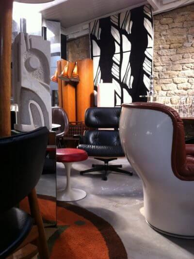 Sélection design vintage en Normandie chez Sined