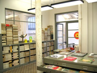 Document design chez Mercier & Associés