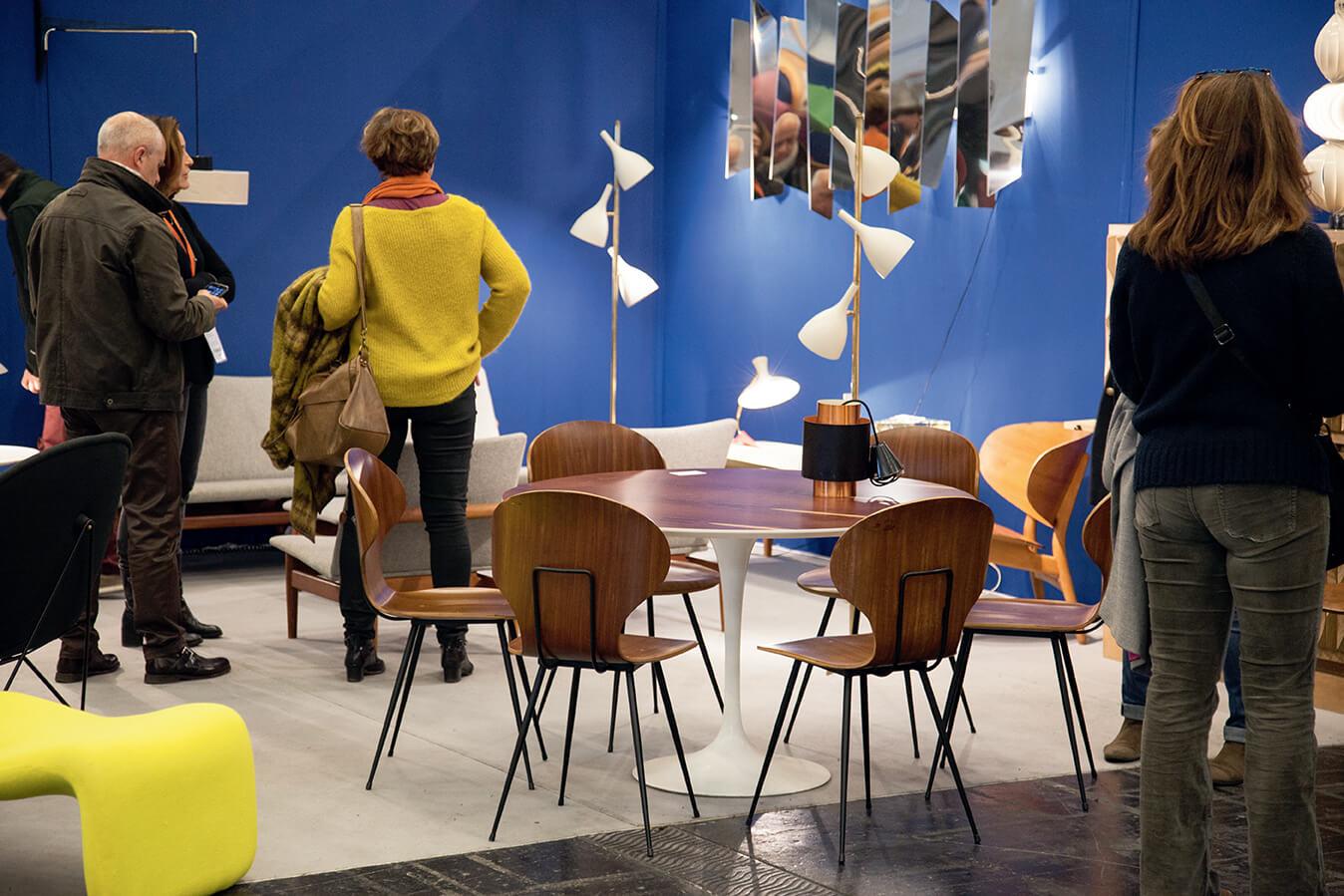 Stand A Touch Of Design sur Les Puces du Design - Nov. 2016