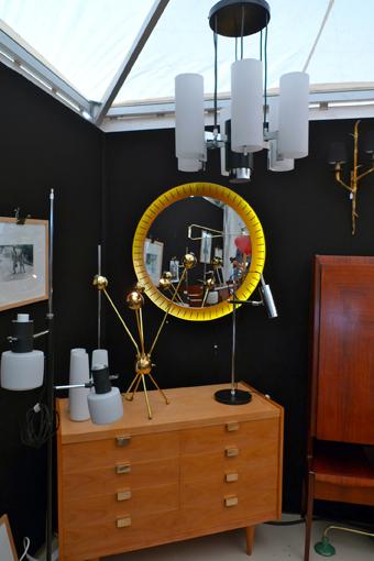 Sélection mobilier Vintage par Ludovic Lemaître
