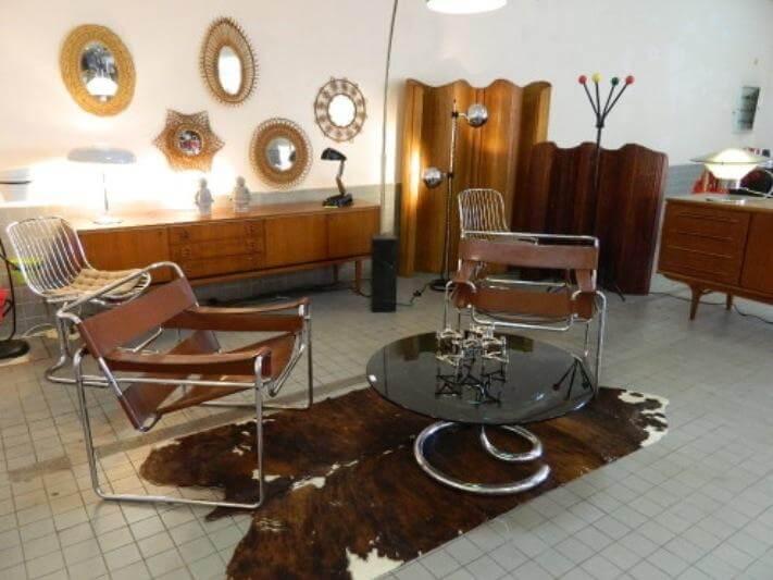 Ambiance design vintage par Esprit Loft 06 - Nice
