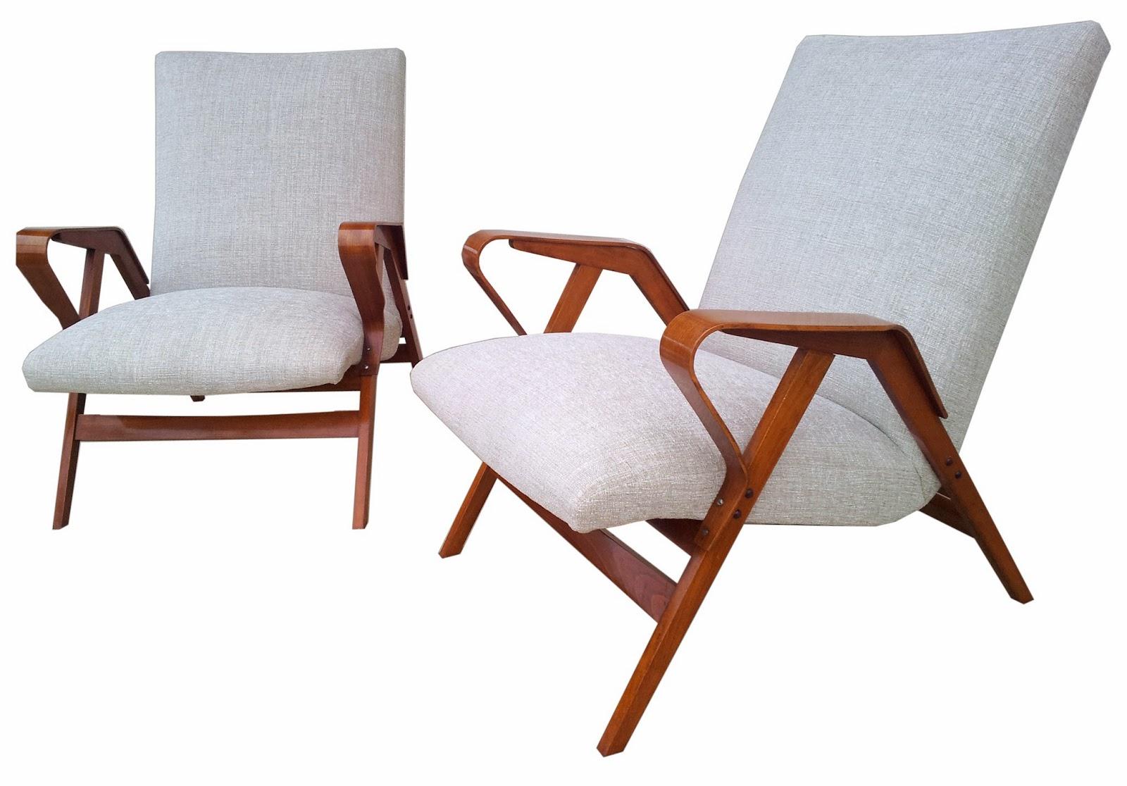 Fauteuils design vintage