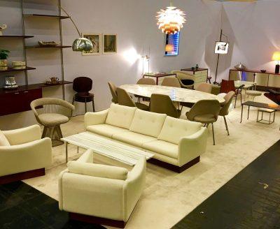 Stand Damien Barioz sur Les Puces du Design Paris