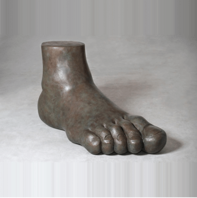 Sculpture siège pied - Gaetano Pesce