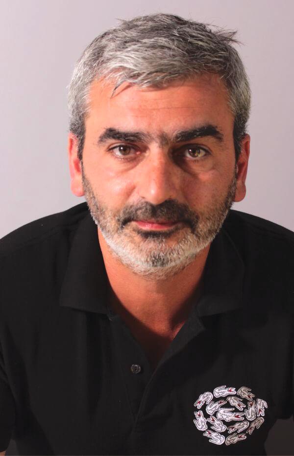 Fabien Bonillo Portrait