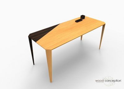 Bureau - Design Wood Conception