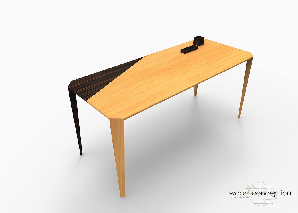bureau disign great bureau design bois et blanc sonnenblick de woodman with bureau disign. Black Bedroom Furniture Sets. Home Design Ideas