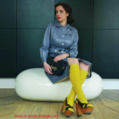 La Mode Vintage par Carole Bigielman