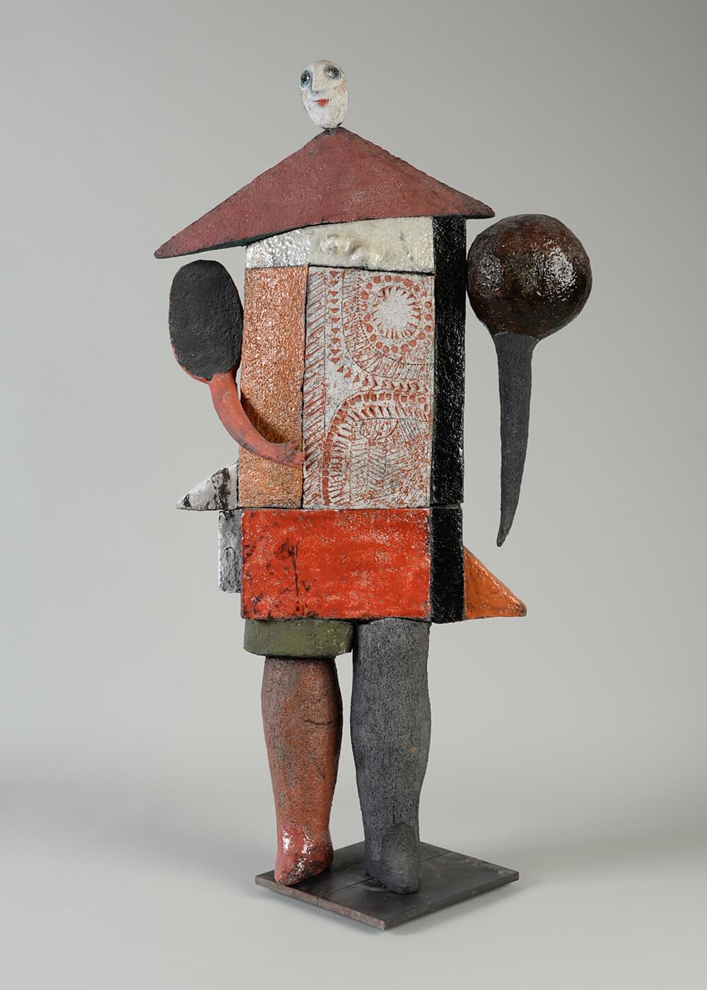 Sculpture-Capron - Denis Sutter - Puces du Design