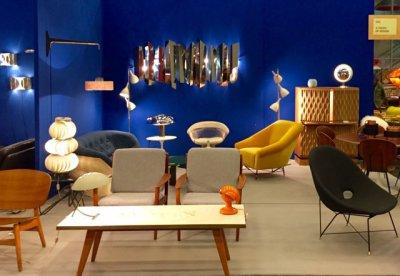 Sélection mobilier vintage haut de gamme - A Touch of Design sur Les Puces du Design