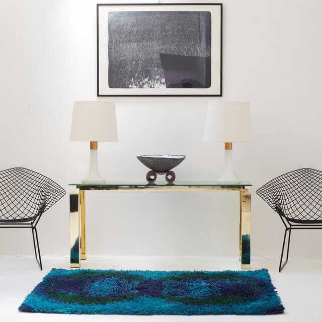 Mobilier-design-Bertoia-Perlapatrame-Puces-du-Design-2017