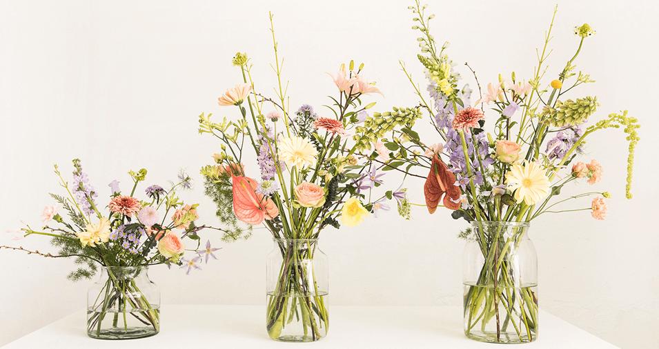Bouquet floraux design