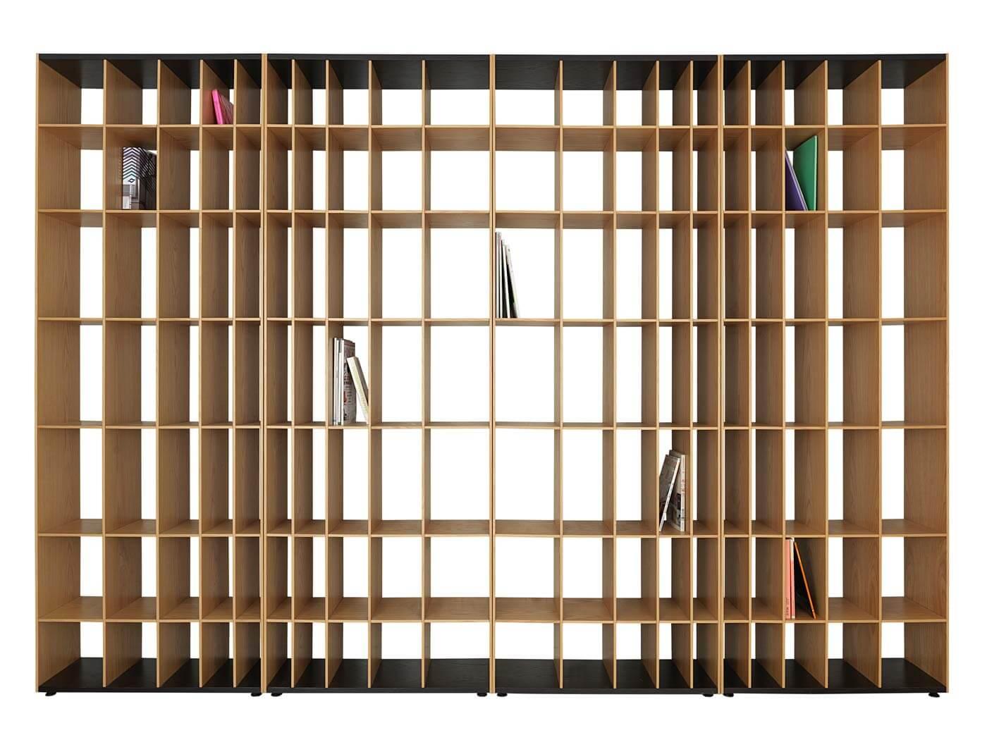 Bibliothèque ADN - design Eric Miomandre